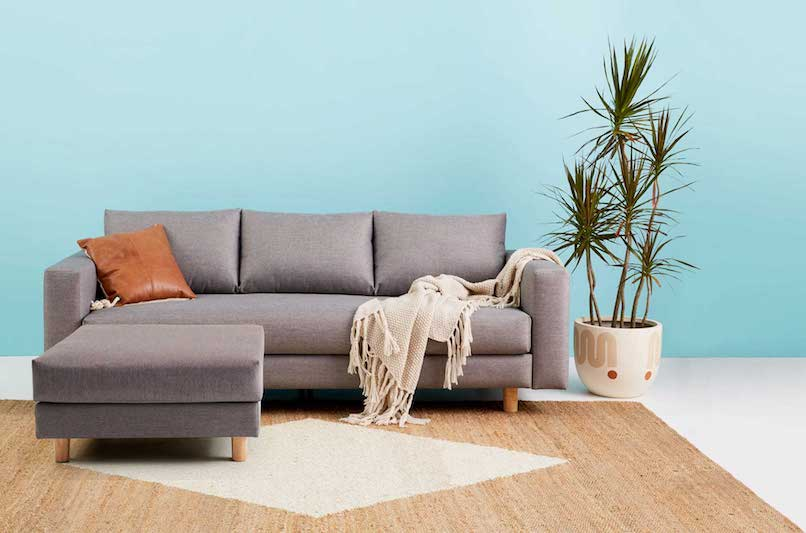 Flat Pack Sofa Australia Baci Living Room